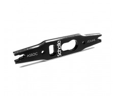 Associated 12mm Shock and Turnbuckle Tool, Black
