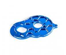 B5M 3-Gear Vented Motor Plate, Blue