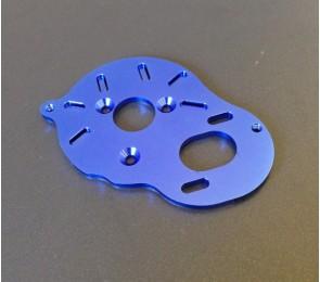 B5M 4-Gear Vented Motor Plate, Blue