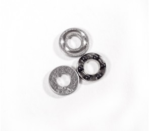 Ceramic Caged Thrust Bearing, Team Associated / TLR