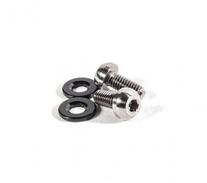 Titanium Motor Screws, 7mm