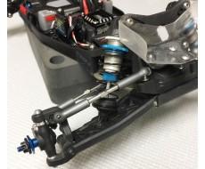 B6.3 - B6.1 Titanium Upper Screw Set (Batch #8)