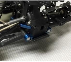 T6.2/ T6.1 Titanium Upper Screw Set (Batch #5)