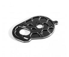TLR 22 3.0 3-Gear Vented Motor Plate. Black