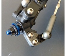 B6 Carbon Steering Arms