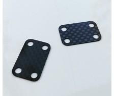 B6.1 Carbon Bulkhead Shims 0.5mm