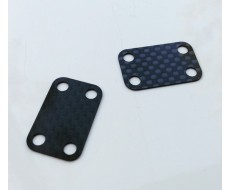 B6.1 Carbon Bulkhead Shims 0.5mm
