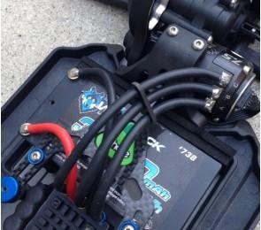Carbon Fiber Motor Wire Caddy