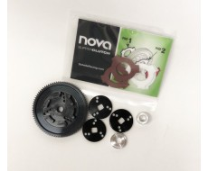 Nova Slipper Assembly- Yokomo YZ-4 SF