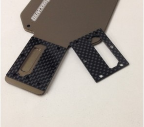 B64 Carbon Gearbox Shims, 1mm