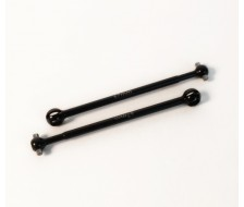 67mm Steel CVA Bones, pair