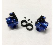 B6.1 Aluminum Hub Set, Blue