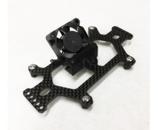 B6.1 / B6 Extreme Battery Strap Fan Mount