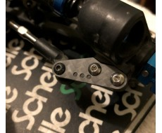 RC8B3.2 / B3.1 Carbon Steering Arms +3