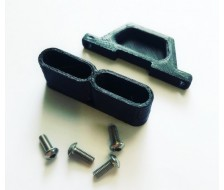 eBuggy 10mm Spacer + Rear Wall
