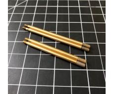 Truggy Pro-Built Polished Shock Shaft Set (4)
