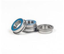 8x14x4mm Flanged (Losi) 10 Pack Onyx Bearings