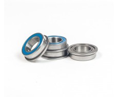 8x14x4mm Flanged (Losi) 10 Pack Onyx Bearings