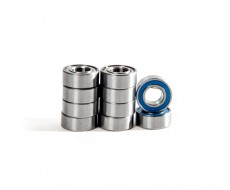 5x12x4mm 10 Pack Onyx Bearings