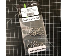 B6.1 / T6.1 Hybrid Ceramic Pro Bearing Set