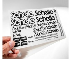 Schelle 5x8 Decal Sheet