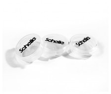 Schelle Mini Round Snap Case, 3 pcs