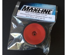 Maxline Airtronics V2 Standard Wheel, Red
